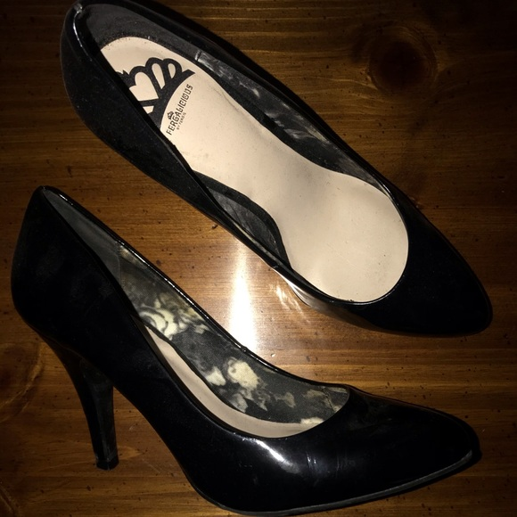 Fergalicious Shoes   By Fergie High